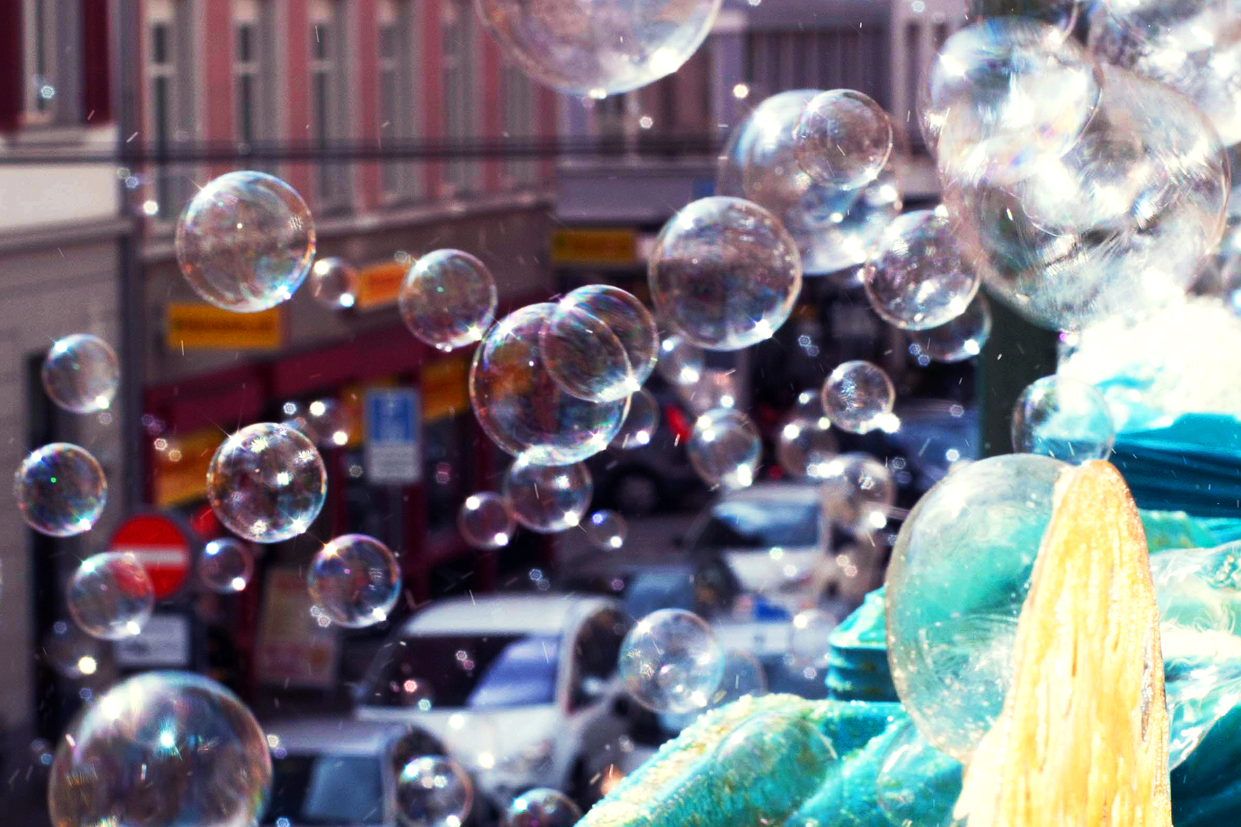 Bubble Project 2015